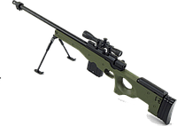 Снайперские винтовки газовые