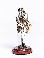 Статуэтка Еврей с саксофоном