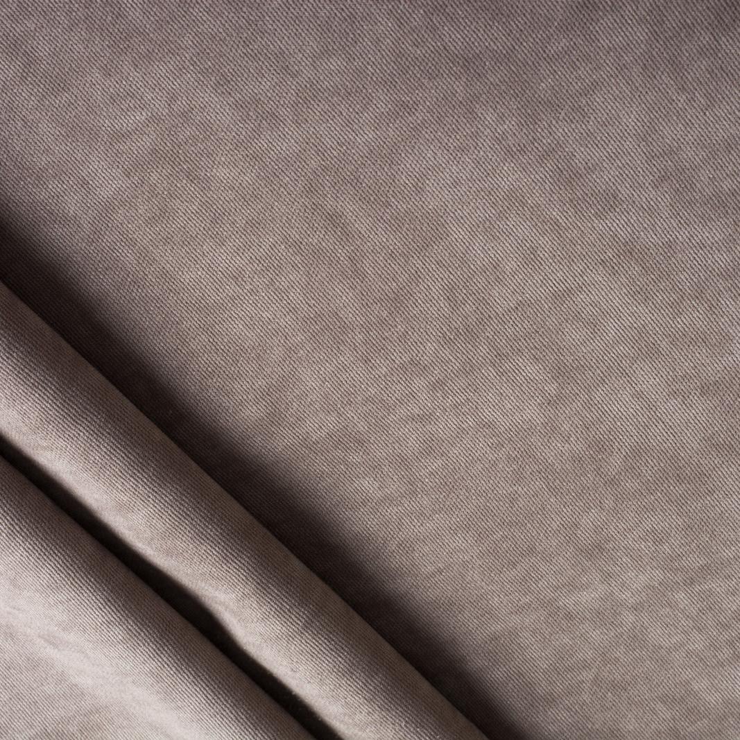 Ткань для штор светло-коричневая Dream