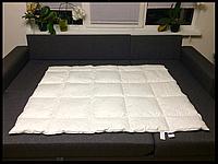 Детское одеяло пуховое кассетное La Notte 110 х 140 см 50% пуха 50% пера