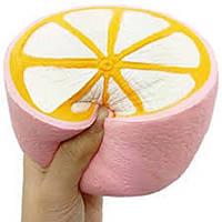 Сквиши ароматная игрушка антистресс Лимон, Апельсин
