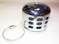 Фильтр воздушный нулевого сопротивления d=35 мм с колпачком