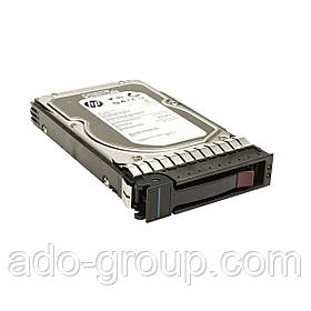 "651167-001 Жесткий диск HP 2TB SATA 7.2K 3.5"""