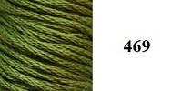 Шелковое мулине 469 Sunny Silk (Южная Корея)
