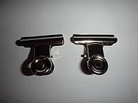 Зажимы для наращивания ногтей метал  1 шт