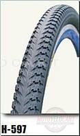 Велосипедная шина   28 * 1,75   (47-622)   (H-597-2 Ёлка(п+к внутри))   Chao Yang-Top Brand   (#LTK), шт