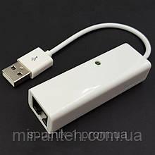 USB LAN RJ45 адаптер Alphabox AUL-1 RTL8152B