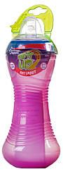 Поїлка Tommee Tippee Tip it UP від 12-ти міс.(450ml) блакитний, рожевий, салатовий