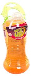 Поїлка Tommee Tippee Tip it UP від 9-ти міс. (400ml) блакитний, рожевий і помаранчевий