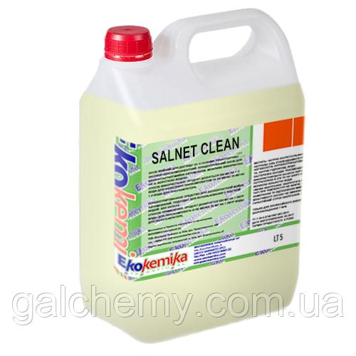 Универсальное моющее средство с антибактериальным эффектом Salnet Clean 1 л