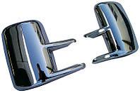 Накладки на зеркала Mercedes Sprinter W901 1995-2006 (2 шт. ABS-пласт.) Carmos