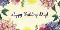 Конверт для грошей Happy Wedding Day