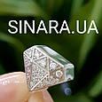 Бриллиант шарм Пандора серебро 925 - Бусина Пандора Бриллиантик, фото 2
