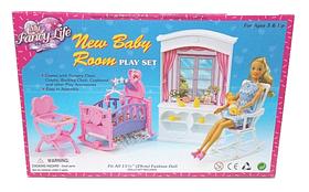 Мебель для куклы Gloria 24022