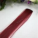 Цветные пряди на заколках бордовые, фото 7