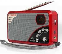 A3-T - портативний високочутливий FM радіо приймач + MP3 плеєр, фото 1