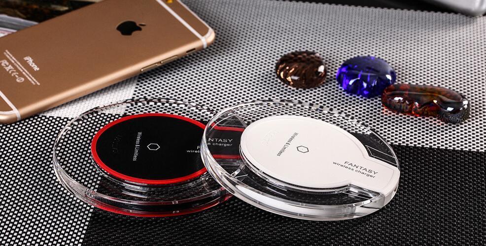 Беспроводная зарядка Fantasy wireless charger для Iphone/Android