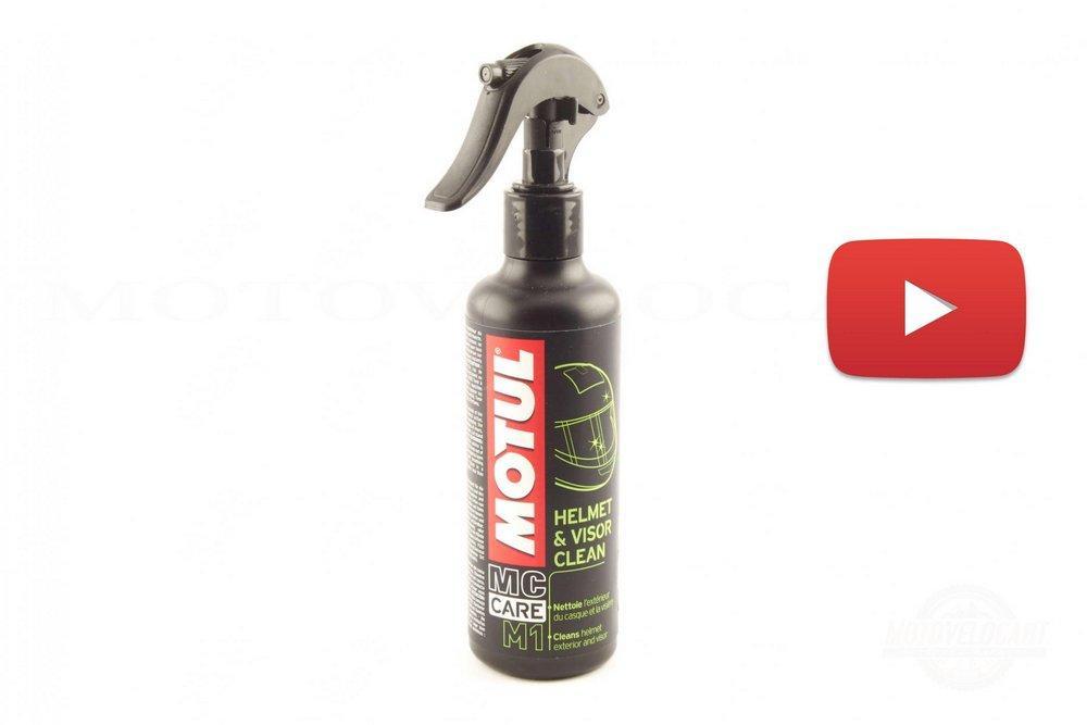 Очиститель визоров и шлемов 250мл   (M1 Helmet Visor Clean)   MOTUL   (#102992), шт