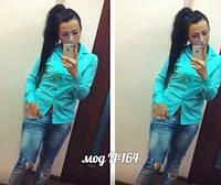 Женская рубашка 164 ник*