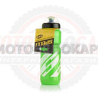 "Бутылка для воды велосипедная  (#SWB-528, салатовая, 800ml)  ""SPELLI"""