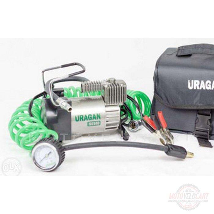 Компрессор URAGAN / 90140 / 40 л\мин / шланг 5,7 м; mod:90140