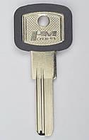Заготовка ключа НОРА-М с пластиковым ободком