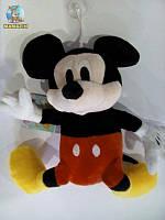 Мягкая игрушка на присоске Микки Маус