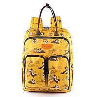 Сумка-рюкзак для мамы Чип и Дейл