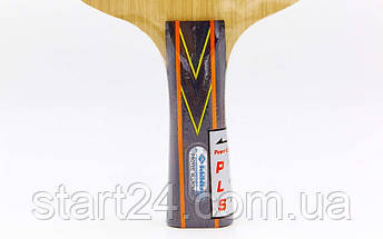 Основание ракетки для настольного тенниса DONIC (1шт) MT-762216 (многослойная древесина), фото 3