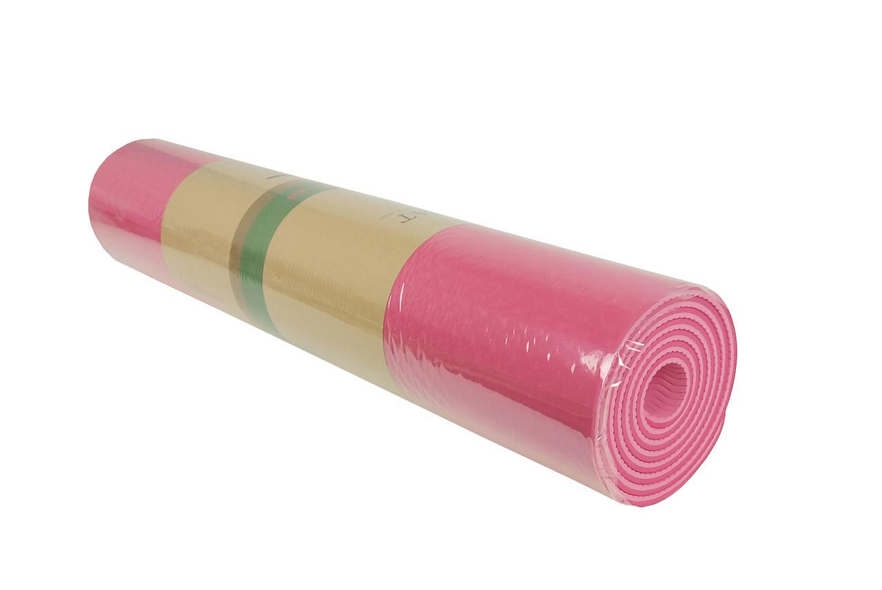 Йогамат MS0613P (Розовый)