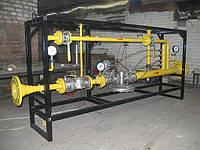 Газорегуляторная установка на раме ГРУ