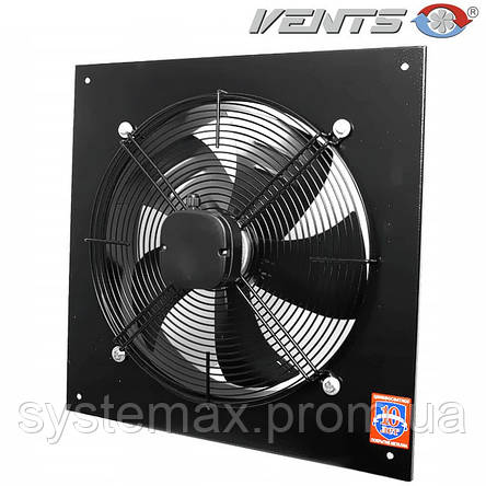 ВЕНТС ОВ 4Е 450 (VENTS OV 4E 450) - осевой вентилятор низкого давления, фото 2