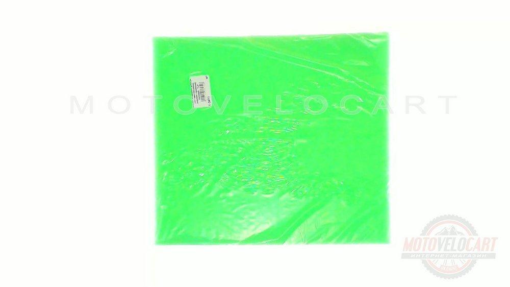 Элемент воздушного фильтра   заготовка 250х300mm   (поролон с пропиткой)   (зеленый)   CJl, шт