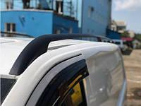 Рейлинги Mercedes Vito W447 2014- (Short, Long, ExtraLong) Черные, оригинальный дизайн (метал) OEM