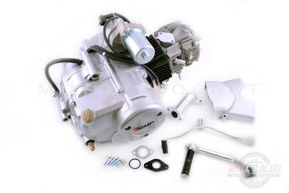 Двигатель   Delta 110cc   (АКПП 152FMH)   (TM)   EVO, шт