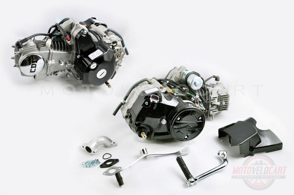 Двигатель   Delta 125cc   (АКПП 1Р53FMI 4П, Слоник)   EVO, шт