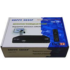 Цифровой эфирный тюнер Т2 HD-777, фото 3