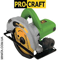 Пила дисковая (циркулярная) ProCraft KR-2200/185