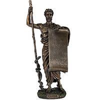 L-76078A4 Статуэтка Гиппократ клятва Veronese Италия 34 см