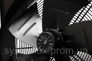 ВЕНТС ОВ 4Е 550 (VENTS OV 4E 550) - осевой вентилятор низкого давления, фото 3