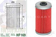 Фильтр масляный   для Daelim   (?38, h-67) (HF 169, KY-A-117), шт