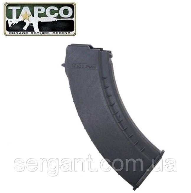 Магазин 7,62х39 на 30 патронов полимерный Tapco (США) ПЛОСКИЙ для АК