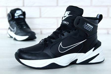 81f760cf Мужские кроссовки Nike M2K Tekno Winter Black. ТОП Реплика ААА класса.,  фото 2