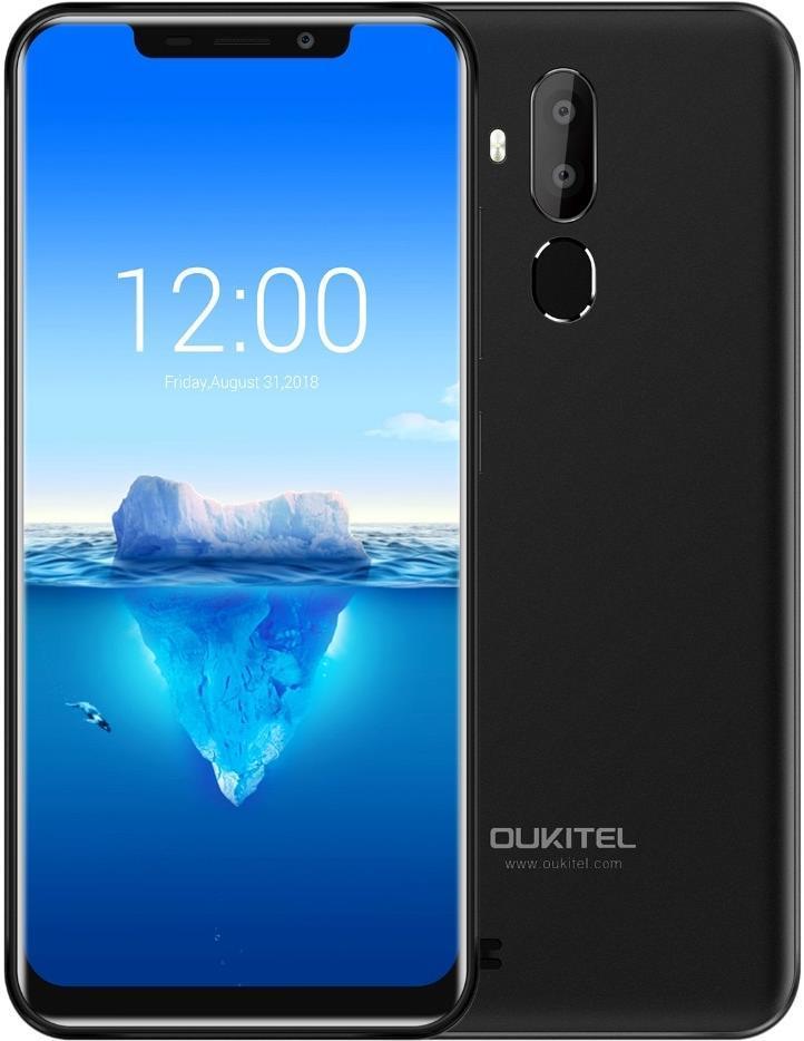 Oukitel C12 Pro   Чорний   2/16Гб   4G/LTE   Гарантія