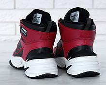 Мужские кроссовки Nike M2K Tekno Winter Rad. ТОП Реплика ААА класса., фото 3