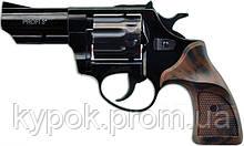"""Револьвер флобера PROFI-3"""" (чорний / Pocket)"""