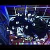 Новогодняя гирлянда Рубин большой на 300 лампочек
