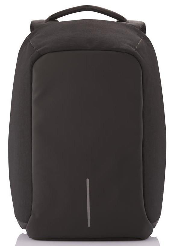 """Рюкзак антивор Bobby SMALL bag 17"""" цвет только черный"""