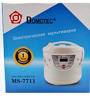 Мультиварка-пароварка MS 7711, мультиварка 5 литров, Мультиварка Domotec, Мультиварка 9 режимов, фото 1
