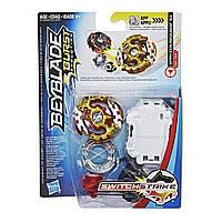 Бейблейд Эволюция с пускателем Оригинал Спрайзен Реквием S3 Hasbro Beyblade Burst Evolution Spryzen Requiem S3